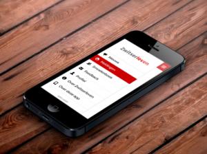 interne app voor medewerkers